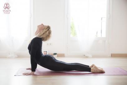 Saludo al Sol (Surya-namaskara) en la práctica de Ashtanga Yoga