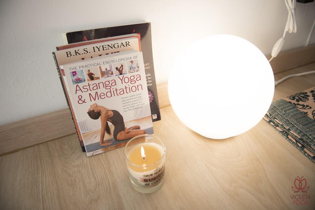 Ashtanga Yoga y Meditación