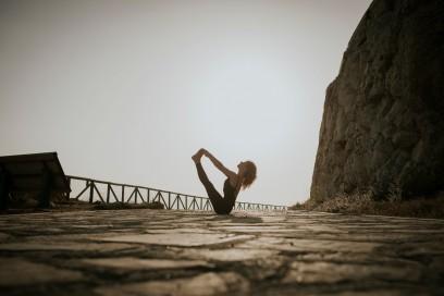 Violeta, (Violeta Yoga).