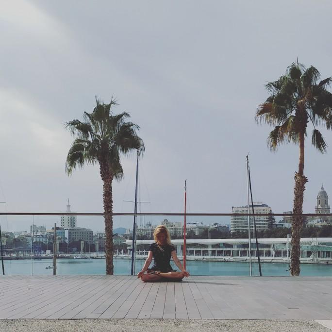 Reflexión personal sobre Yoga.